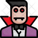 Drucular Vampire Halloween Icon