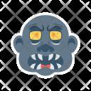 Dracula Vampire Zombie Icon