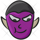 Dracula Halloween Character Scary Character Icon