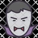 Dracula Suck Blood Icon
