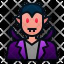 Dracula Vampire Gothic Icon