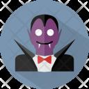 Dracula Vampire Mistery Icon