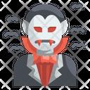 Dracula Halloween Horror Icon