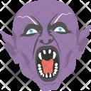 Dracula Mask Icon