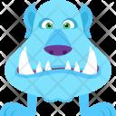 Demon Mouth Dracula Icon