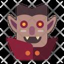 Dracular Horror Scary Icon