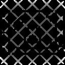 Draft Outline Framework Icon