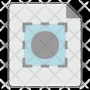 Draft Sheet Art And Design Icon