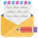 Draft Email Icon