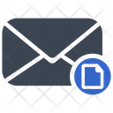 Draft Email Mail Icon