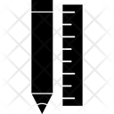 Drafting Geometry Maths Icon
