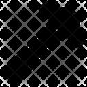 Drafting Geometry Ruler Icon