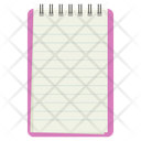 Drafting Pad Paper Design Writing Note Icon