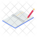 Drafting Pad Icon