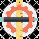 Drafting Draft Tools Icon