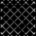 Drag Drop Area Icon