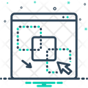 Draggable Icon