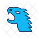 Animal Clown Dragon Icon