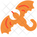 Dragon Evil Animal Icon