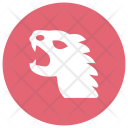 Dragon Animal Clown Icon