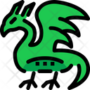 Dragon Monster Animal Icon