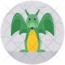 Dragon Animal Creature Icon