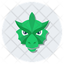 Dragon Dragon Face Creature Icon