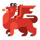 Dragon Creature Monster Icon