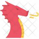 Dragon Fire Fantasy Icon