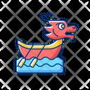 Festival Dragon Boat Icon