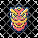 Dance Dragon Chinese Icon