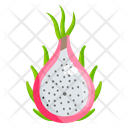 Dragon Fruit Fruit Healthy Food Icon