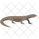 Dragon Lizard Reptiles Animal Icon