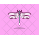 Bird Insect Moth Icon