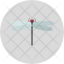 Dragonfly Insect Animal Icon