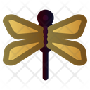 Dragonfly Insect Spring Icon
