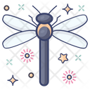 Dragonfly Insect Bug Icon