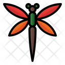 Dragonfly Bug Animal Icon