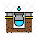 Drainage System Road Icon