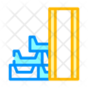 Drainage System Draining System Draining Icon