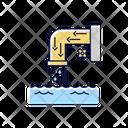 Drainage System Icon