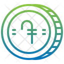 Dram Coin Icon