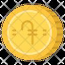 Dram Cash Coin Icon