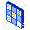 Controller Counter Crosses Icon