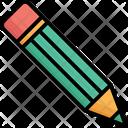 Draw Edit Lead Pencil Icon