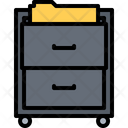Filing Cabinets Furniture Icon