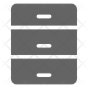Drawer Archives Files Icon
