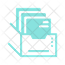 Drawer Report Files Icon