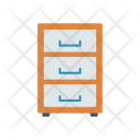 Drawer Documents Files Icon
