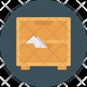 Cabinet Storage Document Icon